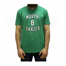 NICK SCHMALTZ UNIVERSITY OF NORTH DAKOTA HOCKEY PLAYER TEE - ADULT