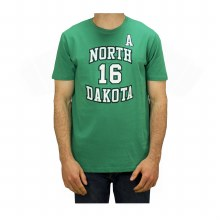 BROCK BOESER UNIVERSITY OF NORTH DAKOTA HOCKEY PLAYER TEE - ADULT