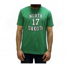 TYSON JOST UNIVERSITY OF NORTH DAKOTA HOCKEY PLAYER TEE - ADULT