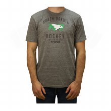 UNIVERSITY OF NORTH DAKOTA HOCKEY CCM TRIBLEND TEE