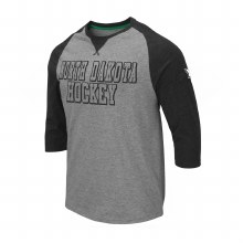 UNIVERSITY OF NORTH DAKOTA HOCKEY SOLEDAD 3/4 SLEEVE