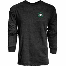 UNIVERSITY OF NORTH DAKOTA FIGHTING HAWKS MASCOT LONG SLEEVE TEE