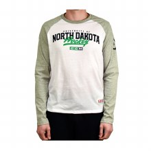UNIVERSITY OF NORTH DAKOTA HOCKEY CCM RAGLAN