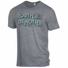 UNIVERSITY OF NORTH DAKOTA HOCKEY ECO CREW TEE