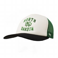 47 BRAND LADIES UNIVERSITY OF NORTH DAKOTA GLIMMER CAP