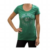 UNIVERSITY OF NORTH DAKOTA ICED SCOOP TEE BY 47