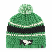 UNIVERSITY OF NORTH DAKOTA FIGHTING HAWKS LADIES LESLIE BEANIE