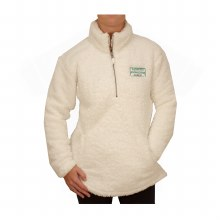 UNIVERSITY OF NORTH DAKOTA HOCKEY SHERPA 4-HER 1/4 ZIP