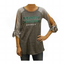 UNIVERSITY OF NORTH DAKOTA HOCKEY PLAY FOR KEEPS TUNIC