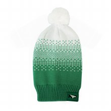 UNIVERSITY OF NORTH DAKOTA HOCKEY FADE BEANIE