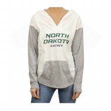 UNIVERSITY OF NORTH DAKOTA HOCKEY FADE OUT HOODIE