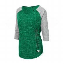 UNIVERSITY OF NORTH DAKOTA WOMENS PISA 3/4 SLEEVE TEE