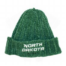 UNIVERSITY OF NORTH DAKOTA LADIES VELOUR KNIT
