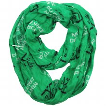 UNIVERSITY OF NORTH DAKOTA HOCKEY INFINITY SCARF