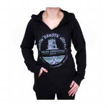 STAMP OF HOCKEY RAGLAN HOOD