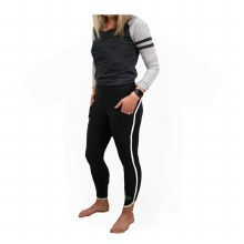 UNIVERSITY OF NORTH DAKOTA HOCKEY SCALLOP LEGGINGS