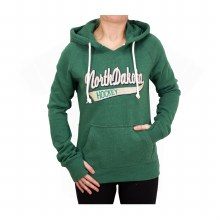 UNIVERSITY OF NORTH DAKOTA HOCKEY WOMENS CAMPUS HOOD
