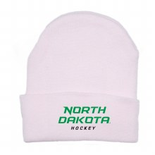 UNIVERSITY OF NORTH DAKOTA HOCKEY NEWBORN KNIT HAT