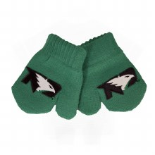 LIL' FIGHTING HAWKS MITTENS
