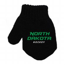 UNIVERSITY OF NORTH DAKOTA LIL' HOCKEY MITTENS