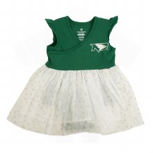 UNIVERSITY OF NORTH DAKOTA INFANT TUTU DRESS