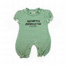 UNIVERSITY OF NORTH DAKOTA HOCKEY PUFF ROMPER