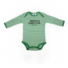 UNIVERSITY OF NORTH DAKOTA HOCKEY LONG SLEEVE ONESIE