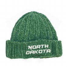 UNIVERSITY OF NORTH DAKOTA HOCKEY GIRLS VELOUR KNIT