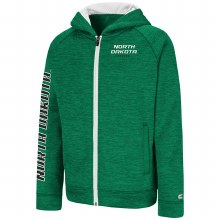 NORTH DAKOTA YOUTH STATLER FULL ZIP HOODIE