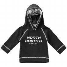 NORTH DAKOTA HOCKEY INFANT GIRLS POP HOOD