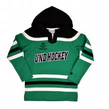 UNIVERSITY OF NORTH DAKOTA HOCKEY CHAMP HOOD