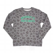 UNIVERSITY OF NORTH DAKOTA GIRLS LEOPARD CREW