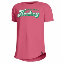 UNIVERSITY OF NORTH DAKOTA HOCKEY GIRLS TEE