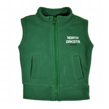 UNIVERSITY OF NORTH DAKOTA HOCKEY LIL' FLEECE VEST