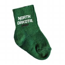 UNIVERSITY OF NORTH DAKOTA HOCKEY INFANT SOCKS
