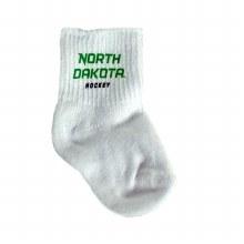 UNIVERSITY OF NORTH DAKOTA HOCKEY INFANT SOCKS