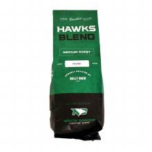 NORTH DAKOTA FIGHTING HAWKS BLEND BY BULLY BREW - GROUND