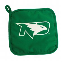 UNIVERSITY OF NORTH DAKOTA FIGHTING HAWKS POT HOLDER