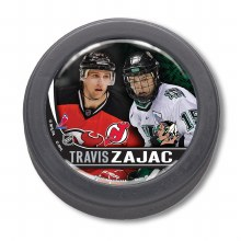 NEXT LEVEL TRAVIS ZAJAC HOCKEY PUCK