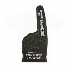 UNIVERSITY OF NORTH DAKOTA FIGHTING HAWKS FOAM FINGER