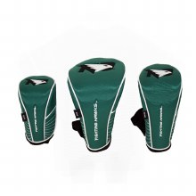 UNIVERSITY OF NORTH DAKOTA FIGHTING HAWKS GOLF HEADCOVER SET