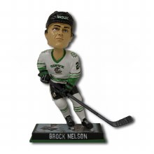 BROCK NELSON UNIVERSITY OF NORTH DAKOTA FIGHTING SIOUX BOBBLE