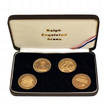 REA GOLD COLLECTOR COIN 4-PACK