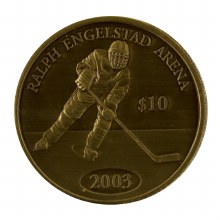 REA GOLD COLLECTOR COIN 2003