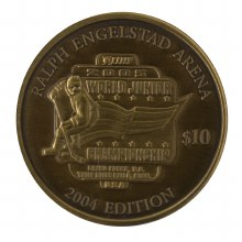 REA GOLD COLLECTOR COIN 2004