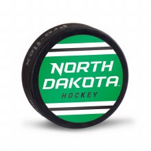 UNIVERSITY OF NORTH DAKOTA FIGHTING HAWKS SOUVENIR PUCK