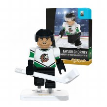 TAYLOR CHORNEY UNIVERSITY OF NORTH DAKOTA FIGHTING SIOUX OYO MINIFIGURE