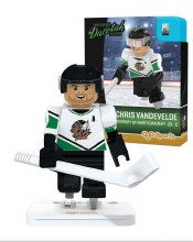 CHRIS VANDEVELDE UNIVERSITY OF NORTH DAKOTA FIGHTING SIOUX OYO MINIFIGURE