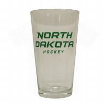 16OZ UNIVERSITY OF NORTH DAKOTA HOCKEY GLASS