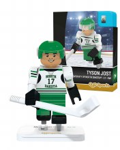 TYSON JOST UNIVERSITY OF NORTH DAKOTA OYO MINIFIGURE
